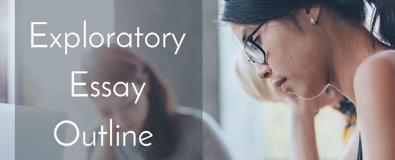 Write Exploratory Essays