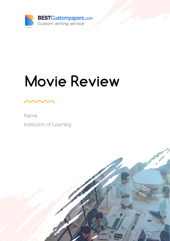 Movie Review Example