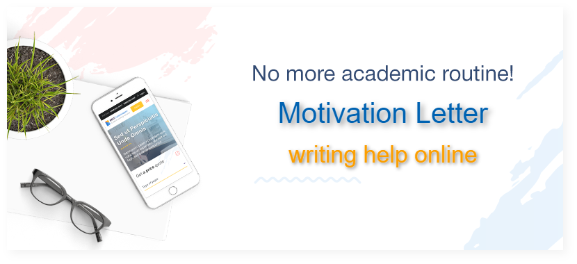 Motivation Letter Writing Service